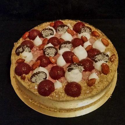 "Веганский торт ""Сакура.2046"""