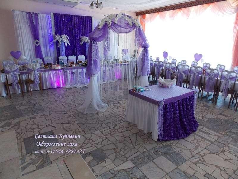 Фото 5725403 в коллекции Оформление в фиолетовом цвете - Декор-студия Светланы Бубневич