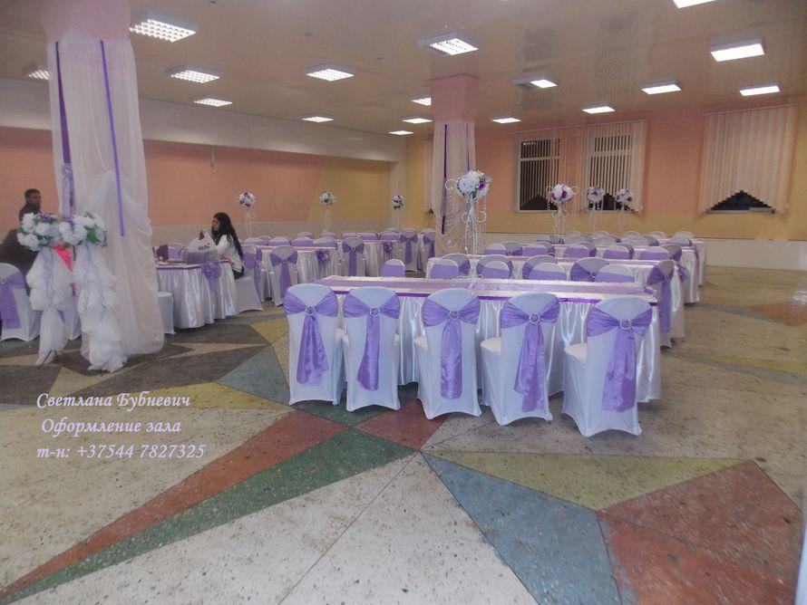 Фото 5725407 в коллекции Оформление в фиолетовом цвете - Декор-студия Светланы Бубневич