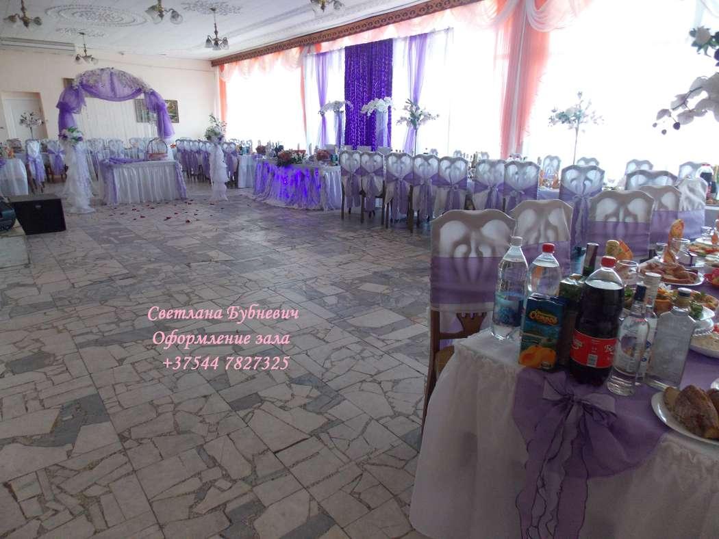 Фото 5725417 в коллекции Оформление в фиолетовом цвете - Декор-студия Светланы Бубневич