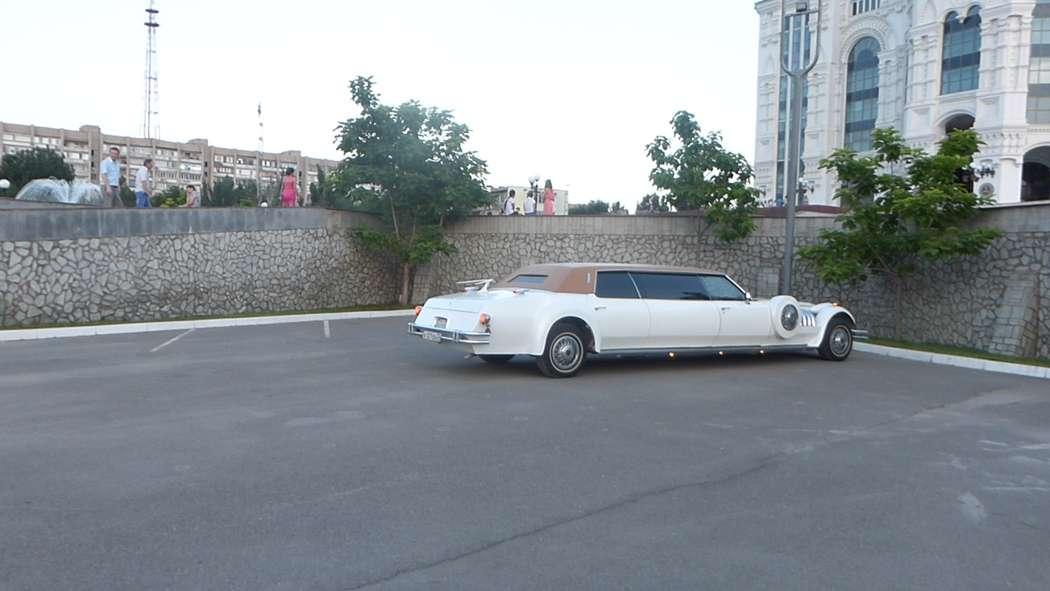 Свадебный лимузин в Астрахани - фото 5791688 Ретроавто Excalibur