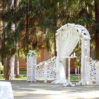 Аренда заведения для выездной регистрации брака