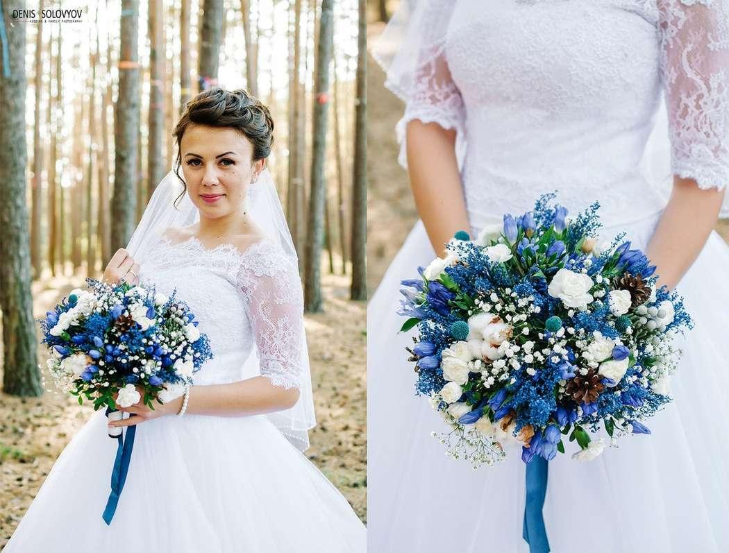 Фото 8051422 в коллекции Свадебное фото - Фотограф Денис Соловьёв