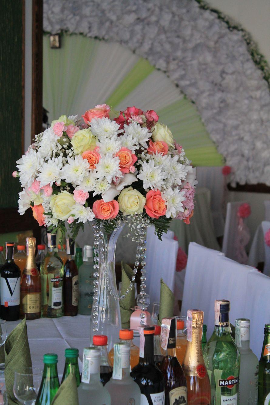 Фото 5800052 в коллекции оформлення весіль - Студія весільноі флористики Flor