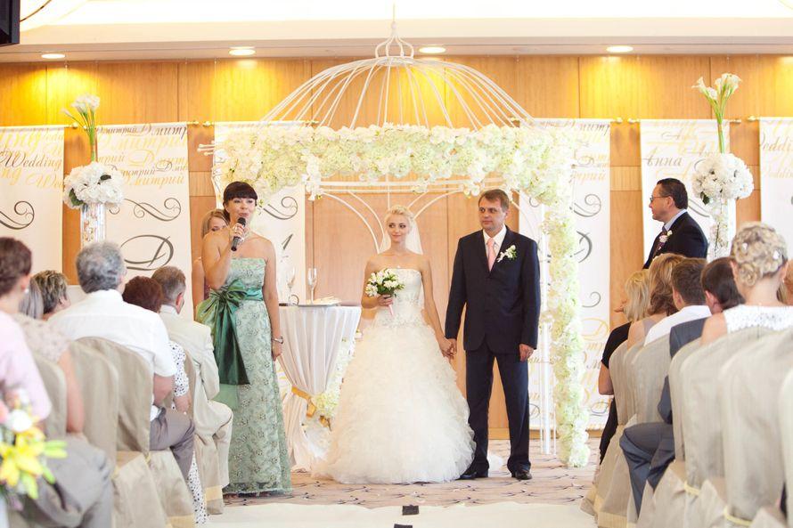 Фото 9096684 в коллекции Портфолио - Ведущая свадебных церемоний Инна Кравцова