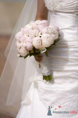Фото 1835 в коллекции Букет невесты