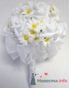 Фото 4089 в коллекции Букет невесты - leshechka