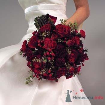 Фото 4134 в коллекции Букет невесты