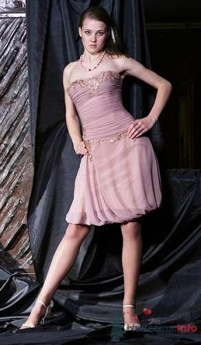 Фото 4165 в коллекции Вечерние платья - leshechka