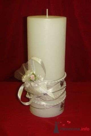 Фото 4616 в коллекции Свадебные свечи - leshechka