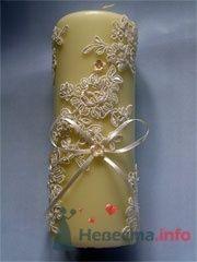 Фото 4621 в коллекции Свадебные свечи - leshechka