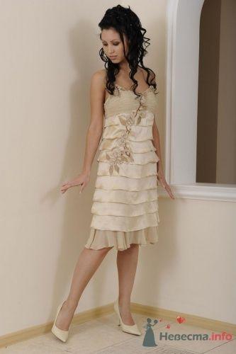 Фото 4631 в коллекции Вечерние платья - leshechka