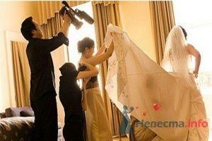 Фото 5274 в коллекции Свадебные курьезы - leshechka