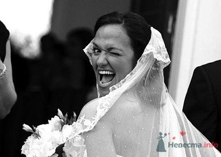 Фото 5418 в коллекции Свадебные курьезы - leshechka