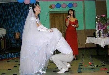 Фото 5523 в коллекции Свадебные курьезы - leshechka
