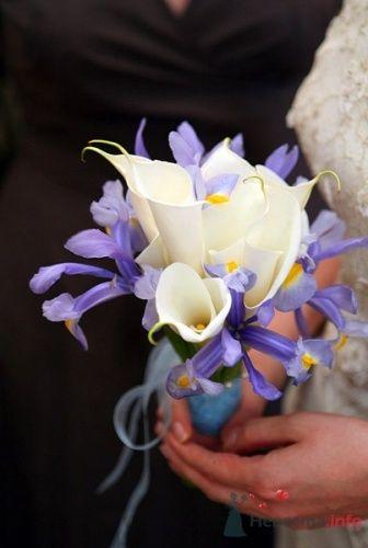Фото 6438 в коллекции Букет невесты - leshechka