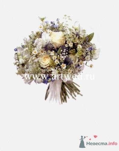 Фото 6497 в коллекции Букет невесты - leshechka