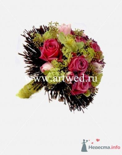 Фото 6509 в коллекции Букет невесты - leshechka
