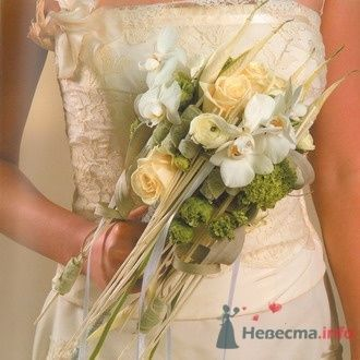 Фото 6687 в коллекции Букет невесты