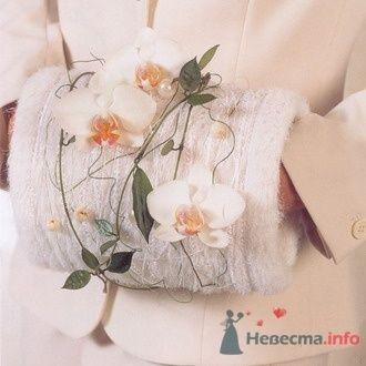 Фото 6705 в коллекции Букет невесты - leshechka