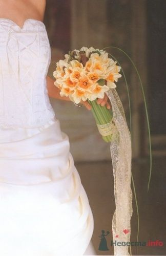 Фото 6729 в коллекции Букет невесты - leshechka