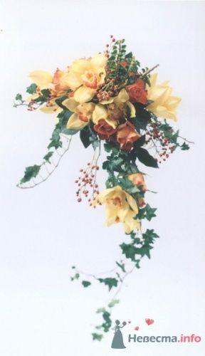 Фото 6730 в коллекции Букет невесты - leshechka