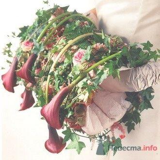 Фото 6740 в коллекции Букет невесты - leshechka