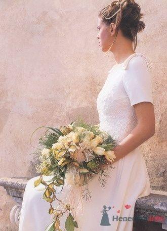 Фото 6762 в коллекции Букет невесты