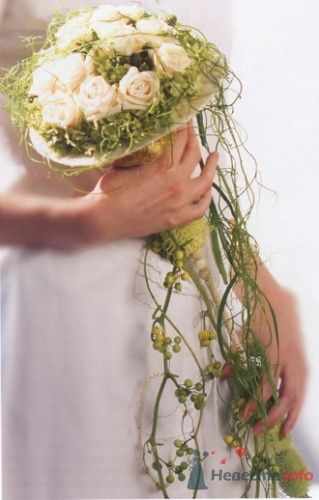 Фото 6764 в коллекции Букет невесты - leshechka