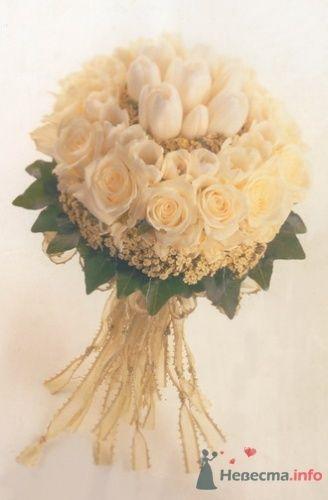 Фото 6768 в коллекции Букет невесты - leshechka