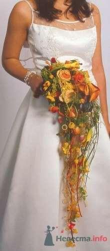 Фото 6813 в коллекции Букет невесты - leshechka