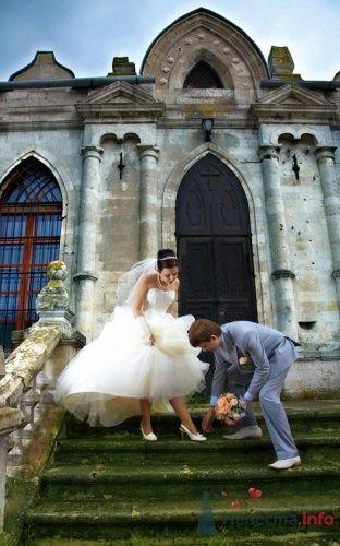 Фото 7969 в коллекции Свадебная фотография - leshechka