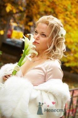 Фото 8402 в коллекции Прически с живыми цветами - leshechka