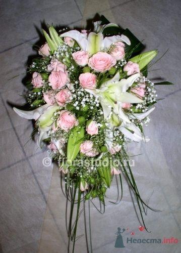 Фото 9155 в коллекции Букет невесты - leshechka