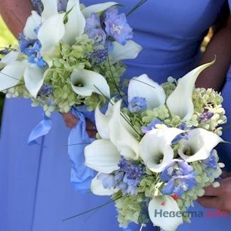 Фото 9192 в коллекции Букет невесты