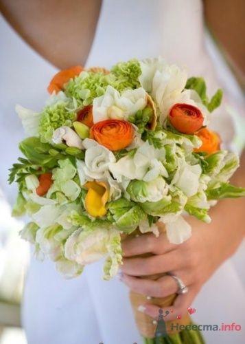 Фото 9205 в коллекции Букет невесты - leshechka