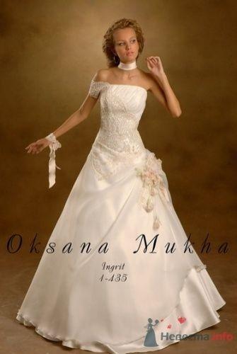 Фото 11759 в коллекции Свадебные платья - leshechka