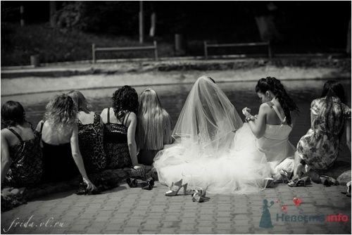 Фото 14117 в коллекции Свадебная фотография - leshechka