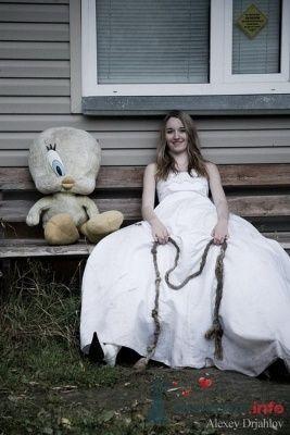 Фото 14434 в коллекции Свадебная фотография - leshechka