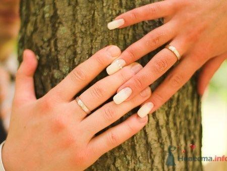 Свадебные кольца на руках крупным планом - фото 629 Студия фото и видеосъемки Aliya Pavrose