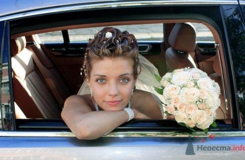 свадьба Ольги и Александра - фото 715 Невеста01