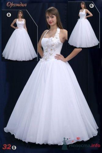 Фото 4223 в коллекции Свадебные платья - Victoria