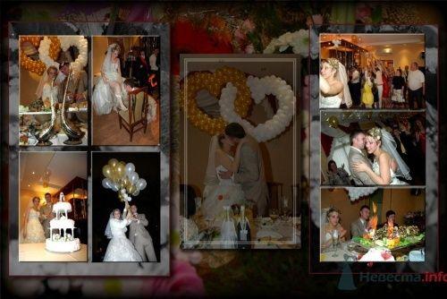 Фото 756 в коллекции Свадебный коллаж - Савельев  Дмитрий