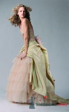 Свадебное платье Domo Adami от ПЛЮМАЖ - фото 1159 Плюмаж - бутик выходного платья и костюма