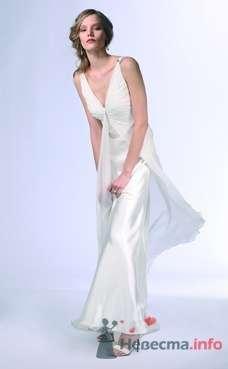 Свадебное платье Domo Adami от ПЛЮМАЖ - фото 1160 Плюмаж - бутик выходного платья и костюма