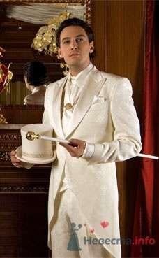 Выходной костюм Ottavio Nuccio от ПЛЮМАЖ - фото 1164 Плюмаж - бутик выходного платья и костюма