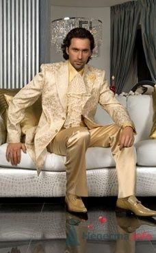 Выходной костюм Ottavio Nuccio от ПЛЮМАЖ - фото 1168 Плюмаж - бутик выходного платья и костюма