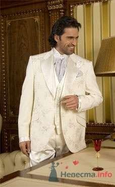 Выходной костюм Ottavio Nuccio от ПЛЮМАЖ - фото 1172 Плюмаж - бутик выходного платья и костюма
