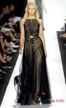 Коктейльное платье Badgley Mischka от ПЛЮМАЖ