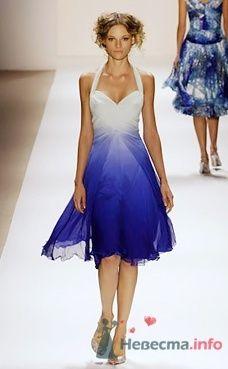 Коктейльное платье Tadashi от ПЛЮМАЖ - фото 1201 Плюмаж - бутик выходного платья и костюма
